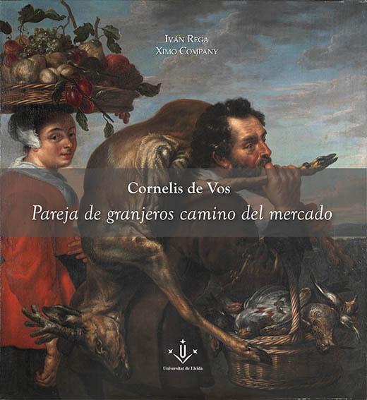 Cornelis de Vos – Pareja de granjeros camino del mercado