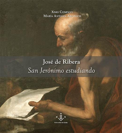 José de Ribera – San Jerónimo estudiando
